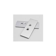 Véglezáró ALP-050 alumínium LED profilhoz villanyszerelés