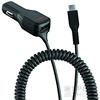Ventev rq2340c autós adapter Apple Lightning kábellel + 1XUSB, 3.4A, szürke