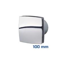 VENTS Dekor ventilátor króm, LDA (100 mm) alap típus villanyszerelés