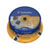 Verbatim 4,7 GB DVD-R lemez