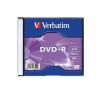 Verbatim DVD-R Verbatim 4,7GB 16x vékony tokban 43547