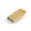 "Verbatim Pendrive, 16GB, USB 3.0, VERBATIM ""Exclusive Metal"" arany"