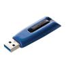 "Verbatim USB drive Verbatim ""V3 MAX"" USB 3.0 128GB kék-fekete"