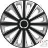 Versaco Trend Trend Ring Chrome Black & Silver 13-as dísztárcsa garnitúra