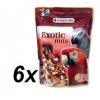 Versele Laga Exotic Nuts Papagájeleség, 6x750 g