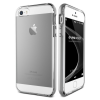 VERUS VRS Design (VERUS) iPhone 5/5S/SE Crystal Bumper hátlap, tok, ezüst