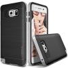 VERUS VRS Design (VERUS) Samsung Galaxy Note 5 High Pro Shield hátlap, tok, ezüst