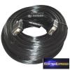 VGA kábel 20m árnyékolt fekete