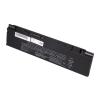 VGP-BPS23 Akkumulátor 2500 mAh fekete