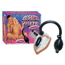 Vibrációs vaginaszívó - áttetsző szexpumpák, szívók