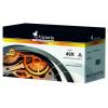 VICTORIA 49X Lézertoner LaserJet 1320, 3390, 3392 nyomtatókhoz, VICTORIA fekete, 6k