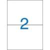 VICTORIA Etikett, univerzális, 210x148 mm, VICTORIA, 200 etikett/csomag [100 lap]