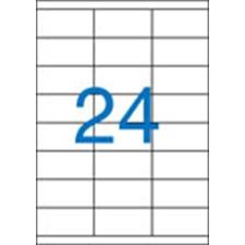 VICTORIA Etikett, univerzális, 70x35 mm, VICTORIA, 2400 etikett/csomag etikett