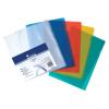 """VICTORIA Genotherm, """"L"""", A4, 80 mikron, narancsos felület, VICTORIA, kék"""