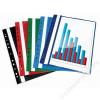 VICTORIA Gyorsfűző, lefűzhető, PP, A4, VICTORIA, világoskék (INV4130703)