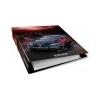 VICTORIA Gyûrûs könyv, 4 gyûrû, 45 mm, A4, karton, VICTORIA, Zengõ Motorsport