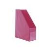 VICTORIA Iratpapucs, PVC, 95 mm, VICTORIA, pink