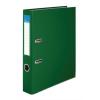 """VICTORIA Iratrendező, 50 mm, A4, PP/karton, élvédő sínnel, , """"Basic"""", zöld"""