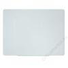 VICTORIA Mágneses üvegtábla, 90x60cm, VICTORIA, fehér (VVGL01)