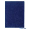 VICTORIA Oklevéltartó plüss A/4 kék