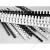 VICTORIA Spirál, műanyag, 8 mm, 21-40 lap, VICTORIA, fehér (ILKVS8F)