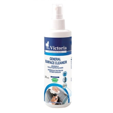 VICTORIA Tisztítófolyadék, általános felületre, antisztatikus, aeroszol nélkül, 250 ml, VICTORIA tisztító- és takarítószer, higiénia