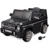 vidaXL 2 motoros Mercedes Benz G65 Ride-on SUV elektromos kisautó fekete