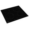 vidaXL 4-égős érintőpaneles üveg indukciós főzőlap 3500 W