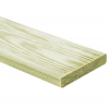 vidaXL 50 db FSC fa padlódeszka 150 x 12 cm