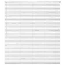 vidaXL ablakredőny alumínium 160x160 cm fehér redőny
