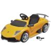 vidaXL Lamborghini Murcielago LGO LP 670-4SV Elektromos kisautó 6V sárga
