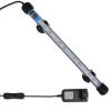vidaXL LED Akvárium Lámpa 28 cm Fehér