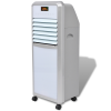 vidaXL léghűtő 120 W 15 liter 648 m³/h