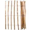 vidaXL mogyorófavessző kerítés 120 x 250 cm