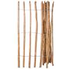 vidaXL mogyorófavessző kerítés 150 x 250 cm