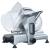 vidaXL professzionális elektromos hússzeletelő 220 mm