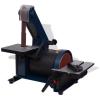 vidaXL szalagos-tárcsás csiszológép 300 W