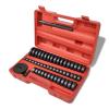 vidaXL Tárcsa Adapter Készlet / Perselyek Csapágyak Tömítések 18-65 mm 51db
