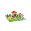 Viga Gyermek fa 3D puzzle Viga Farm