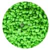 Világoszöld akvárium aljzatkavics (3-5 mm) 0.75 kg