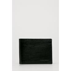 VIP COLLECTION - Bőr pénztárca Milano - fekete - 1453416-fekete