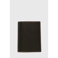 VIP COLLECTION - Bőr pénztárca - sötét barna - 1449981-sötét barna