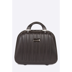 VIP COLLECTION - Bőrönd 16 L - fekete