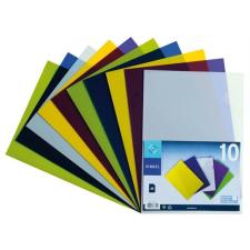 """VIQUEL Genotherm, """"L"""", A4, 200 mikron, VIQUEL """"Trend"""", vegyes színek irodai kellék"""
