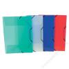 VIQUEL Gumis mappa, 30 mm, PP, A3, VIQUEL Propyglass, vegyes szín (IV113283)