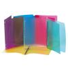 """VIQUEL Gyűrűs dosszié, 4 gyűrű, 20 mm, A4, PP,  """"Propyglass"""", vegyes szín"""