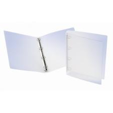 VIQUEL Gyűrűs dosszié, 4 gyűrű, 35 mm, A4, maxi, PP, VIQ gyűrűskönyv