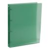 "VIQUEL Gyűrűs dosszié, 4 gyűrű, 35 mm, A4, maxi, PP, VIQUEL ""Propyglass"", zöld"