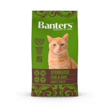 Visán Banters Cat Sterilised Fish&Rice 8 Kg macskaeledel