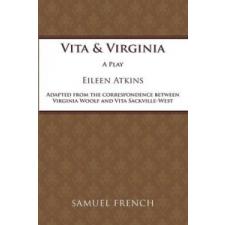 Vita and Virginia – Eileen Atkins idegen nyelvű könyv